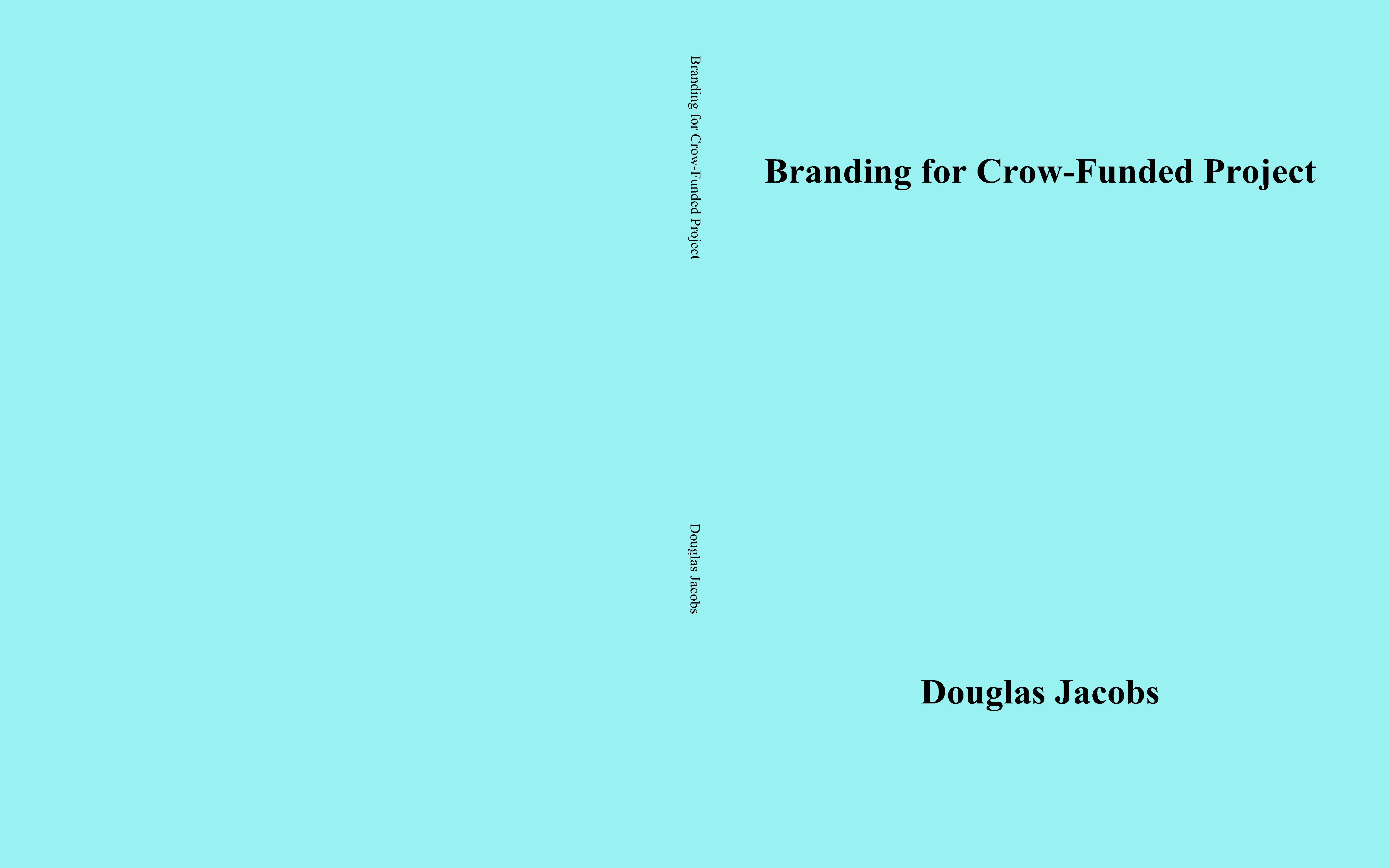 Branding for Crow-Funded Project cover image