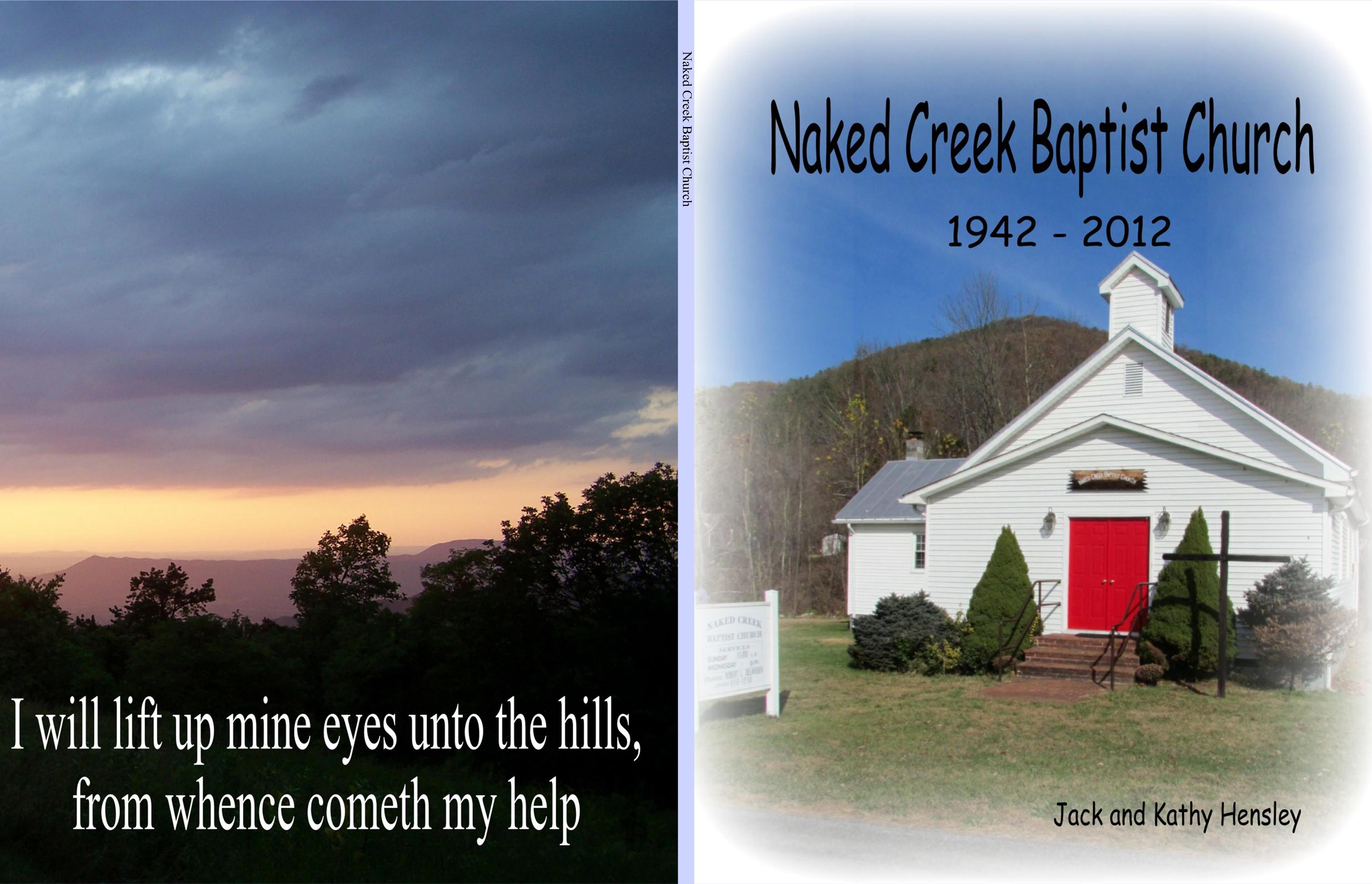 Naked Creek Baptist Church cover image