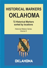 Historical Markers OKLAHOMA cover image