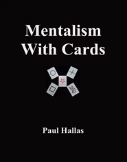 Mentalism With Cards cover image