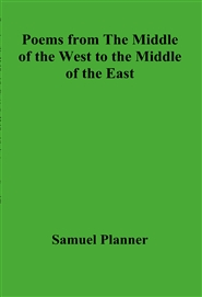 Poems from The Middle of the West to the Middle of the East cover image