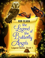 The Legend of the Butterfly Angels cover image
