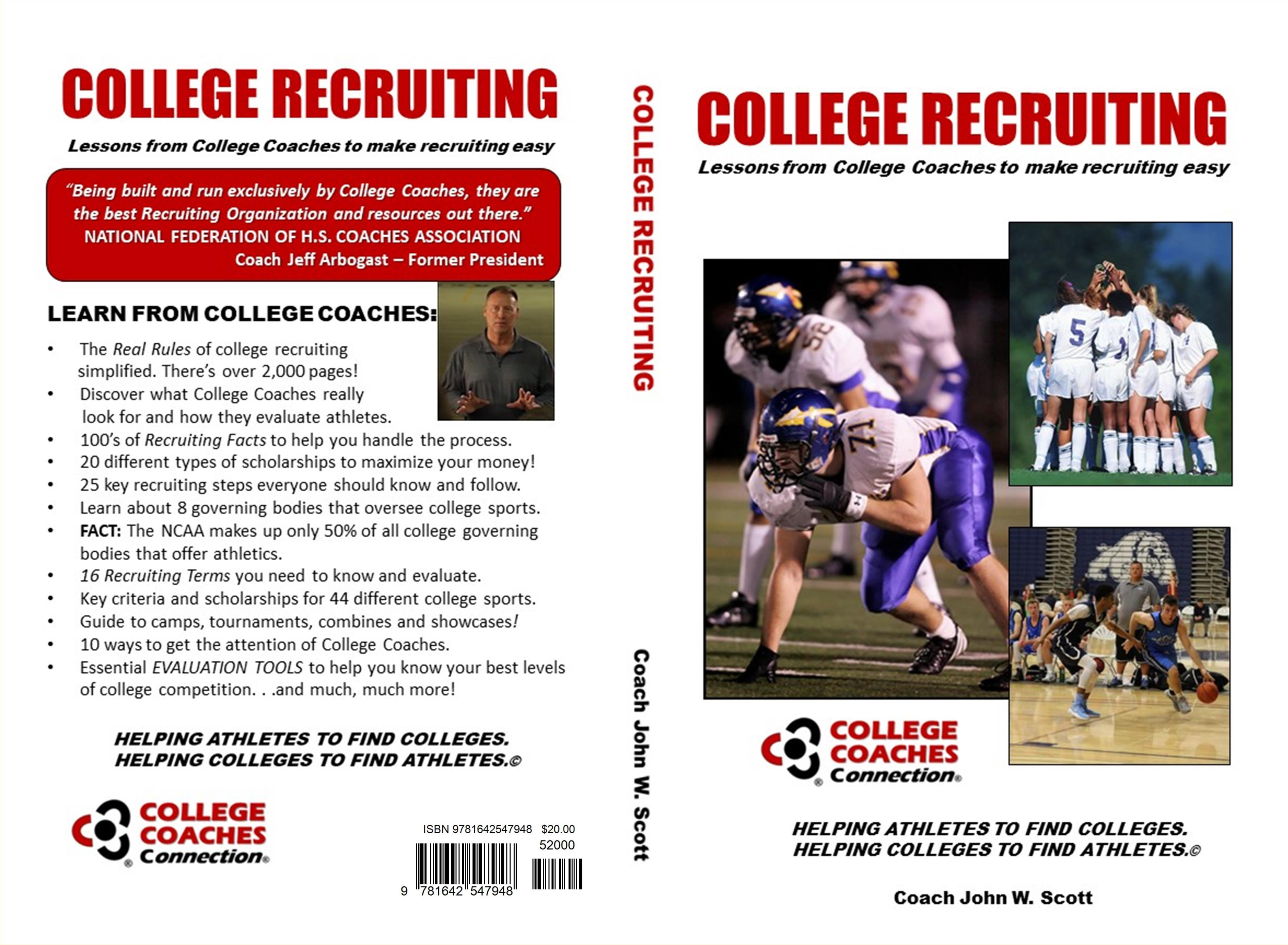 COLLEGE RECRUITING cover image
