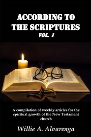 According to the Scriptures, Vol. 1 cover image