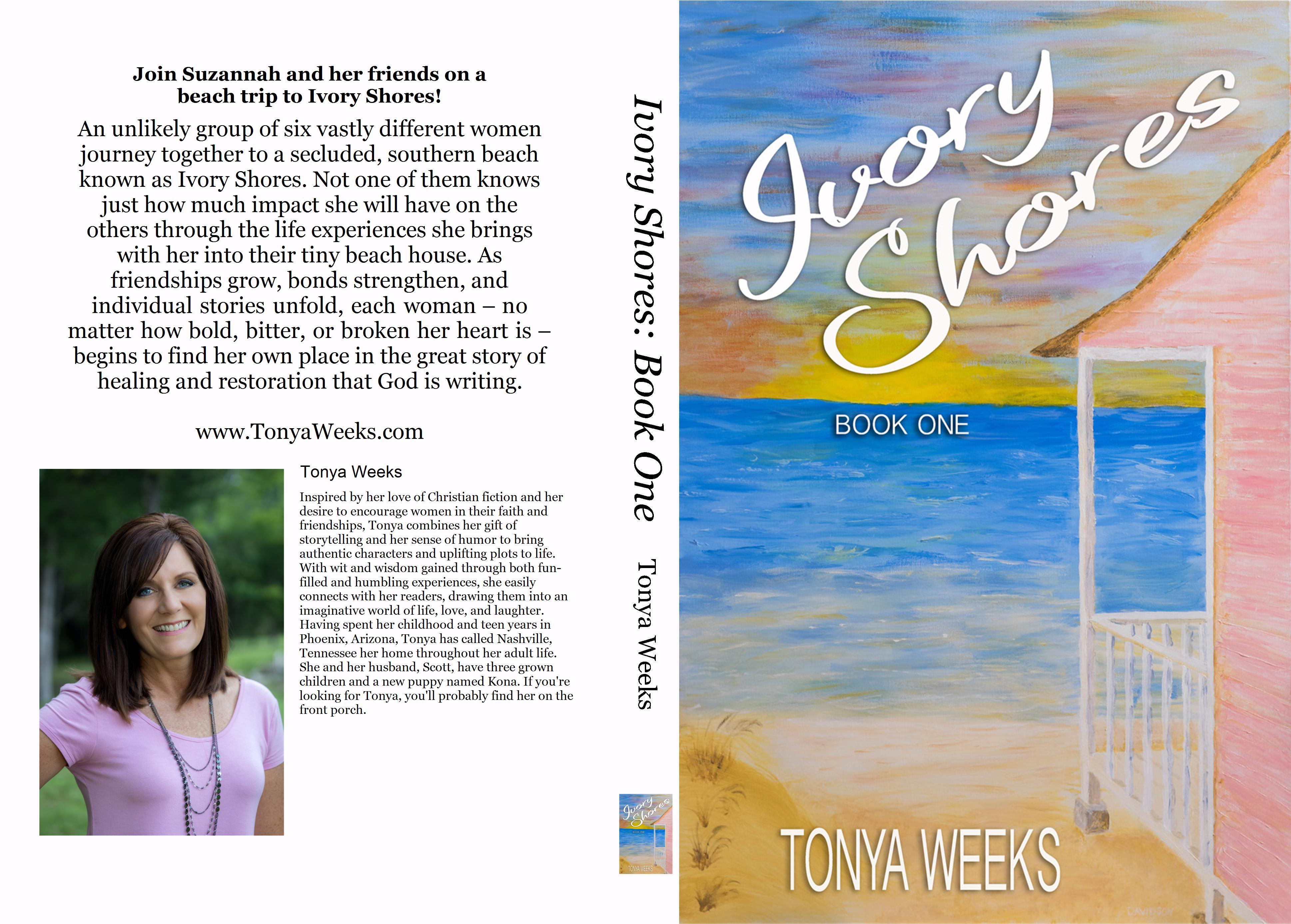 Ivory Shores: Book One cover image