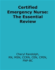 Certified Emergency Nurse: The Essential Review cover image
