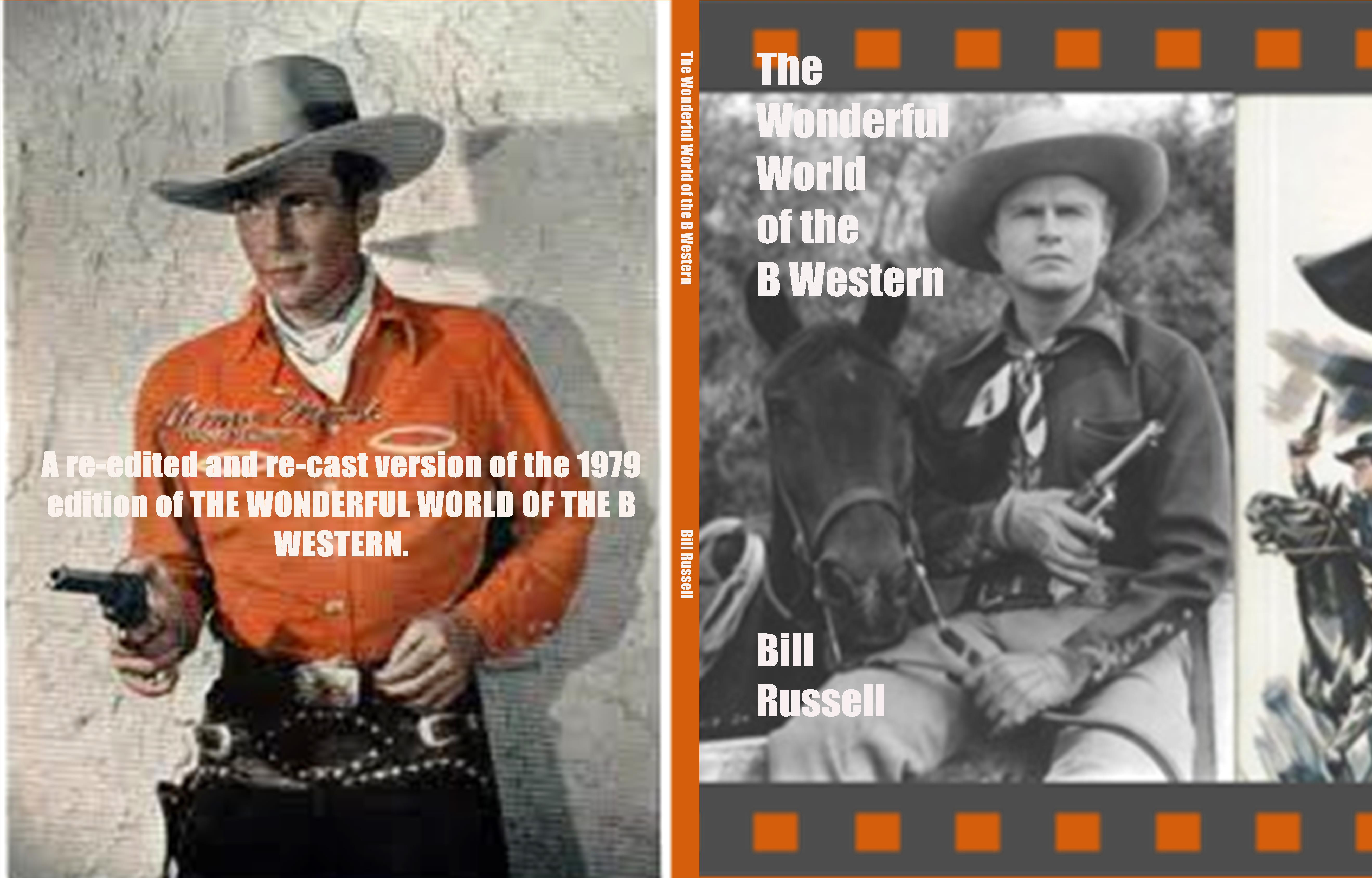 The Wonderful World of the B Western cover image