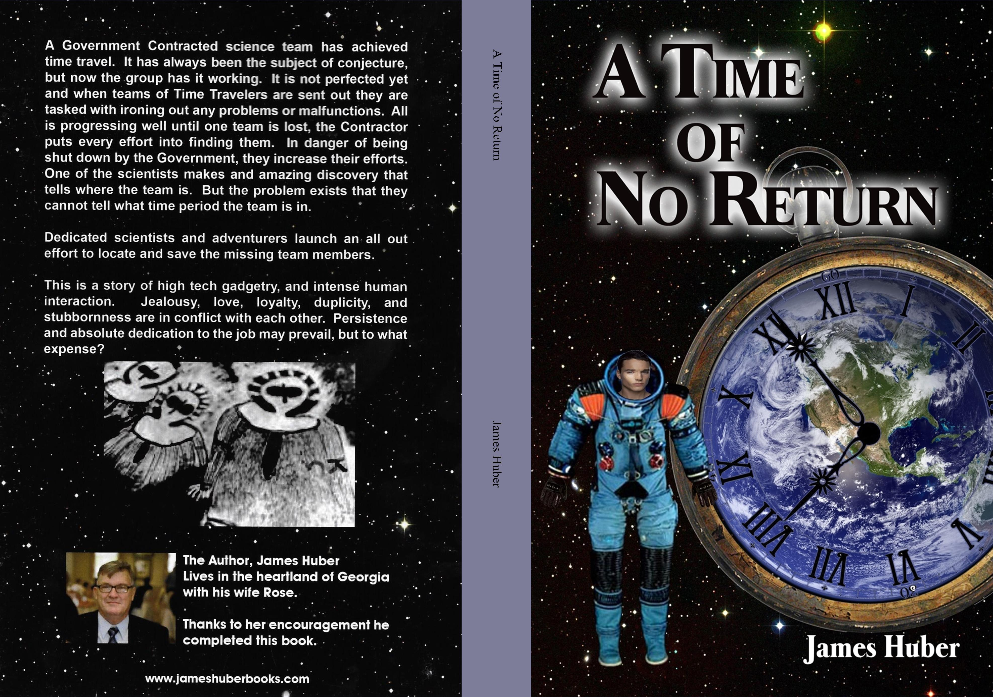 A Time of No Return cover image