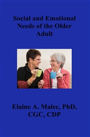 Social and Emotional Needs of the Older Adult cover image