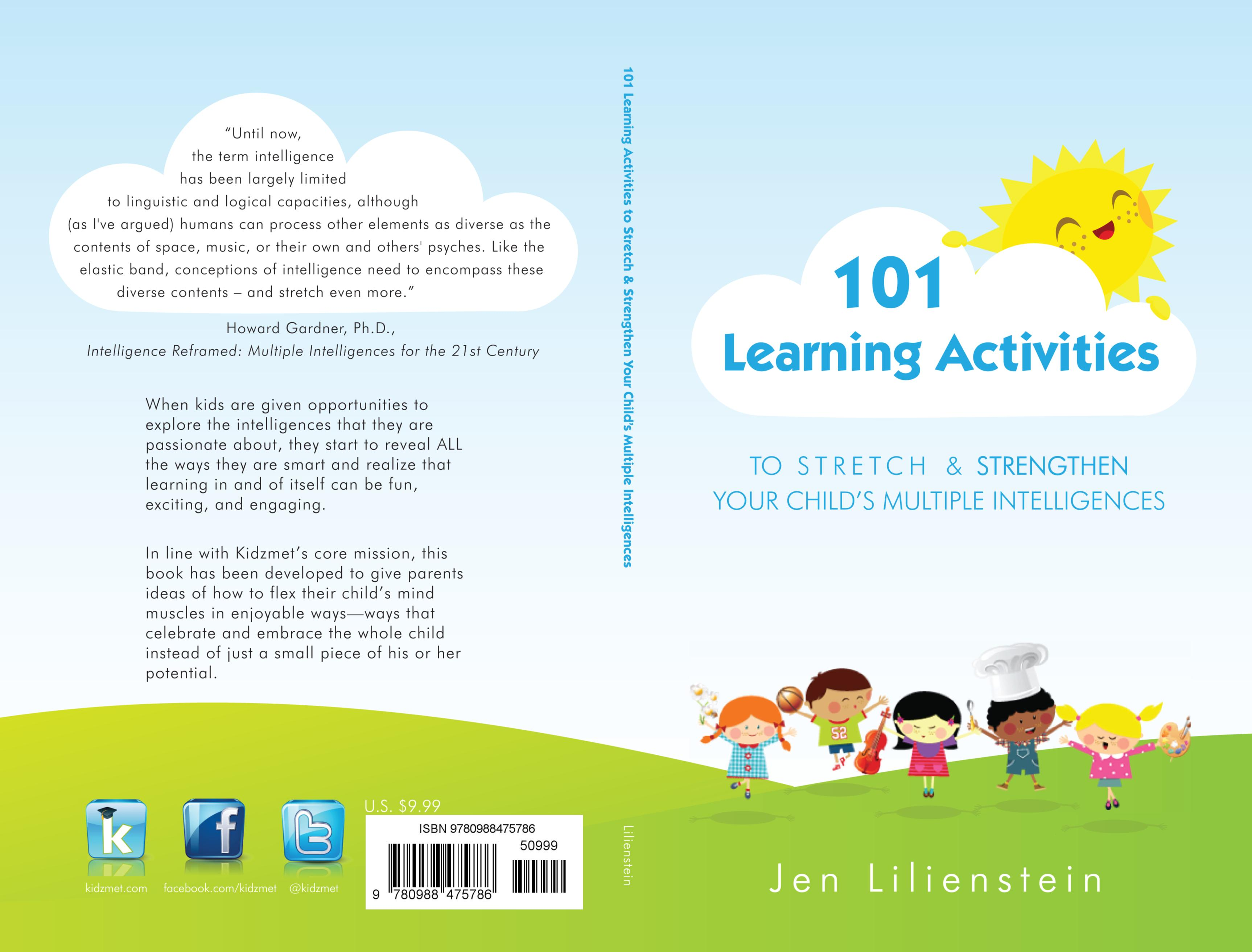 101 Learning Activities to Stretch & Strengthen Your Child