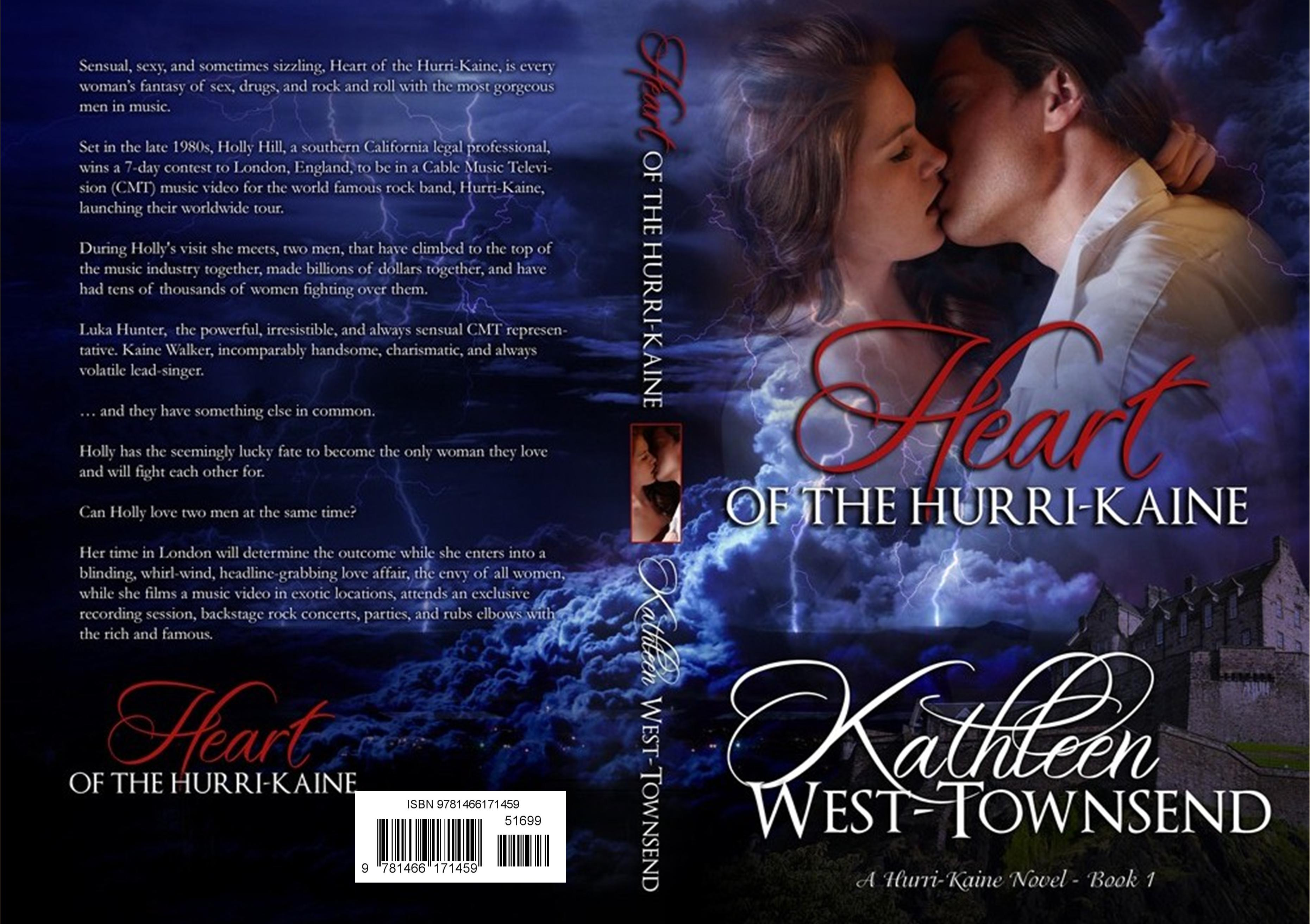 The Heart of the Hurri-Kaine (Book One The Hurri-Kaine Series) cover image