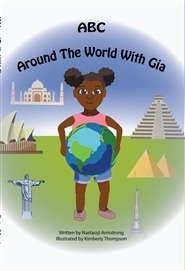 ABC Around the world with Gia cover image