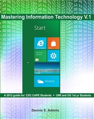 Mastering Information Technology v.1 cover image