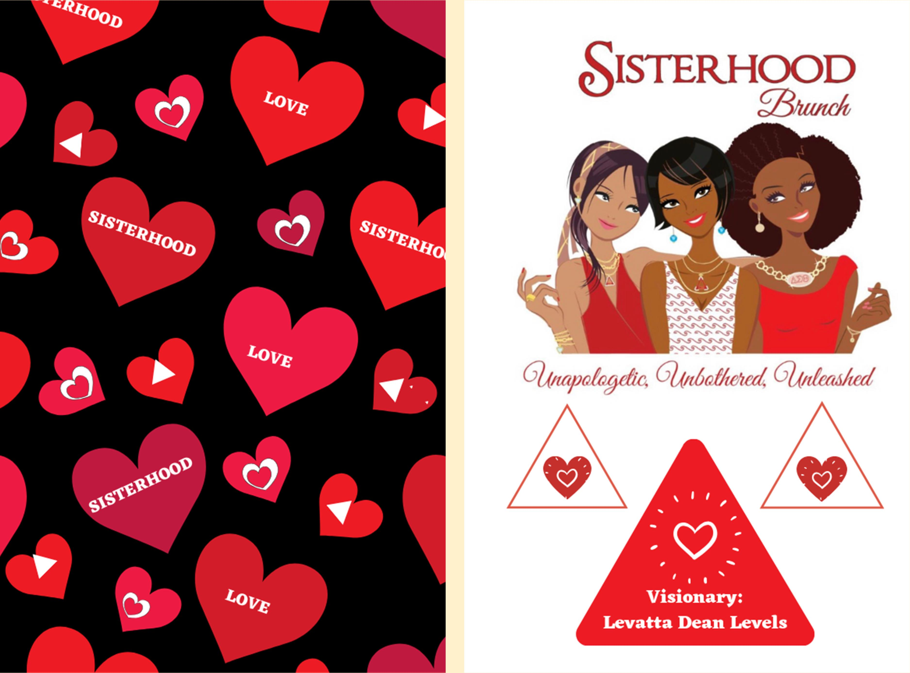 Sisterhood Brunch by Levatta D. Levels cover image