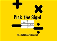 Pick the Sign 1 cover image