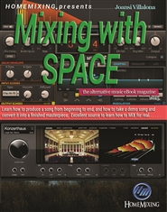 Mixing with Space cover image