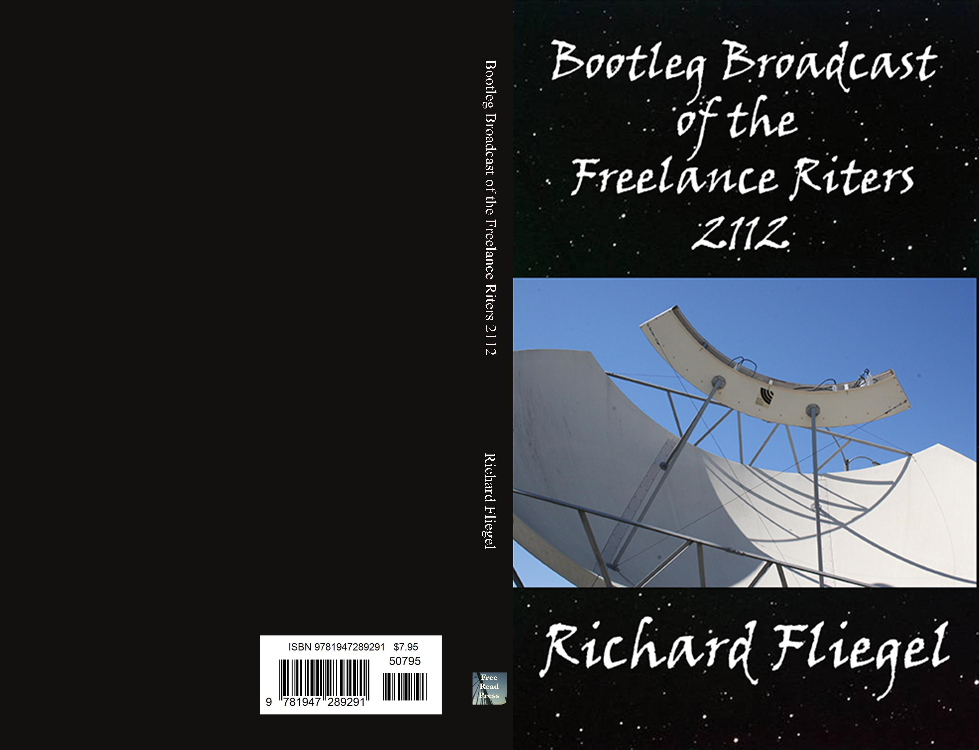 Bootleg Broadcast of the Freelance Riters 2112 cover image