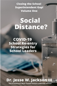 Social  Distance? COVID-19 School Re-entry Strategies for School Leaders cover image