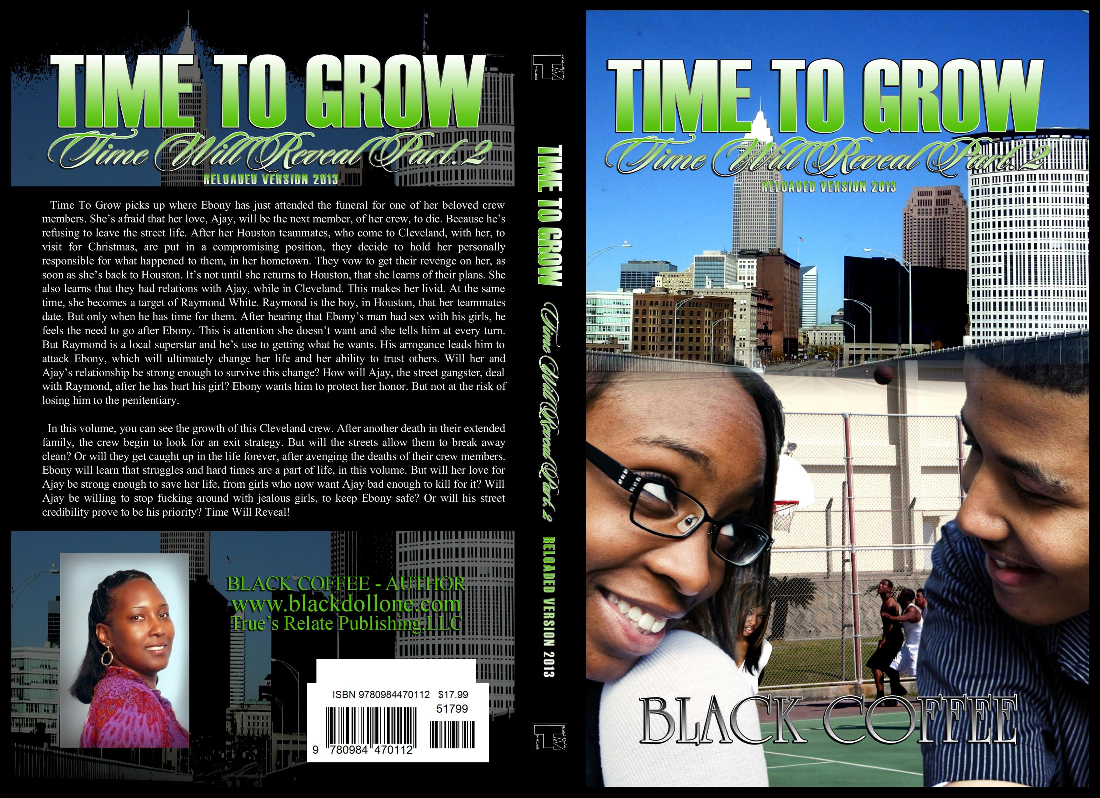 TIME TO GROW-RELOADED-Time Will Reveal part 2 cover image