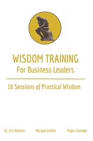 Wisdom Training For Business Leaders English cover image