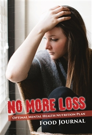 No More Loss Food Journal cover image