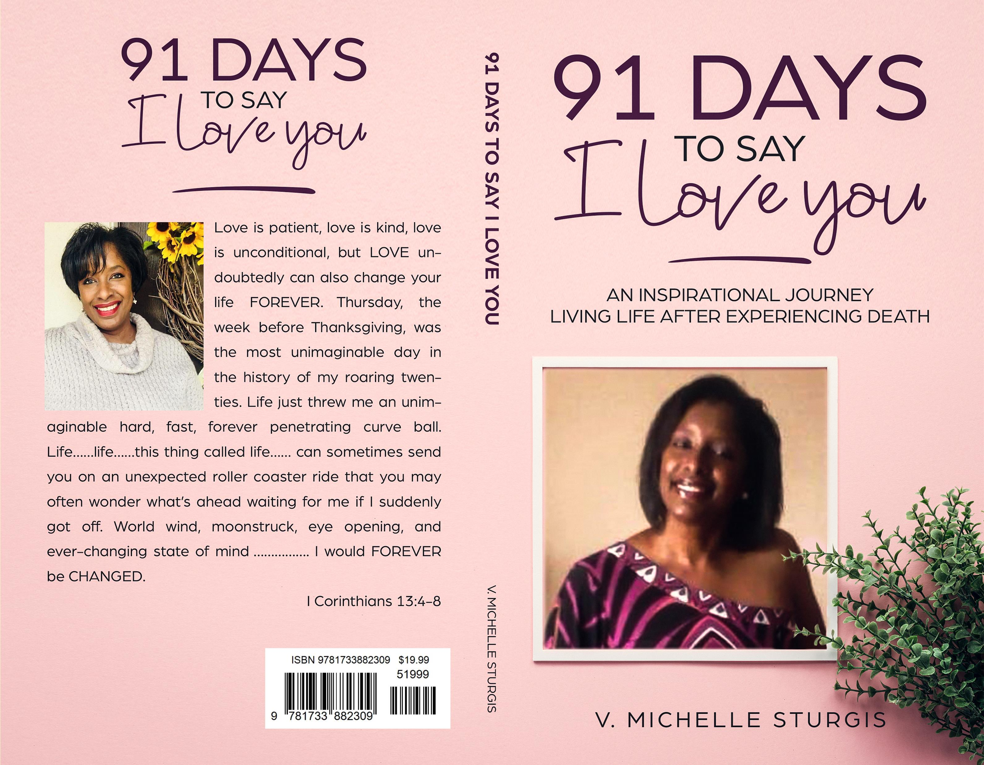 91 Days To Say I Love You cover image