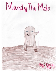 Mandy the Mole cover image