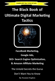 The Black Book of Ultimate Digital Marketing Tactics cover image