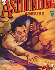 Astounding Stories 1931 March cover image