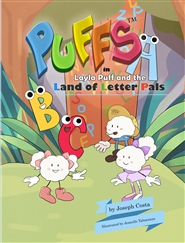 Layla Puff and the Land of Letter Pals cover image