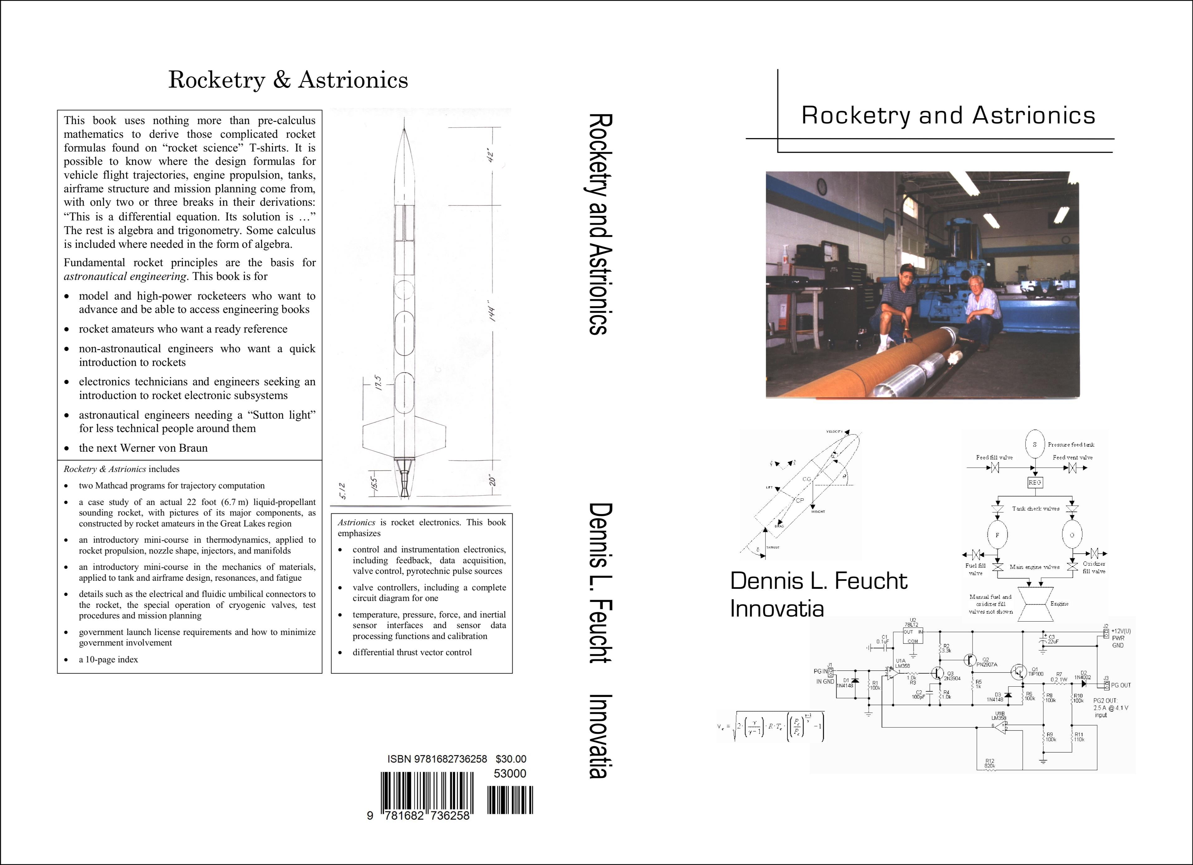 Rocketry and Astrionics cover image