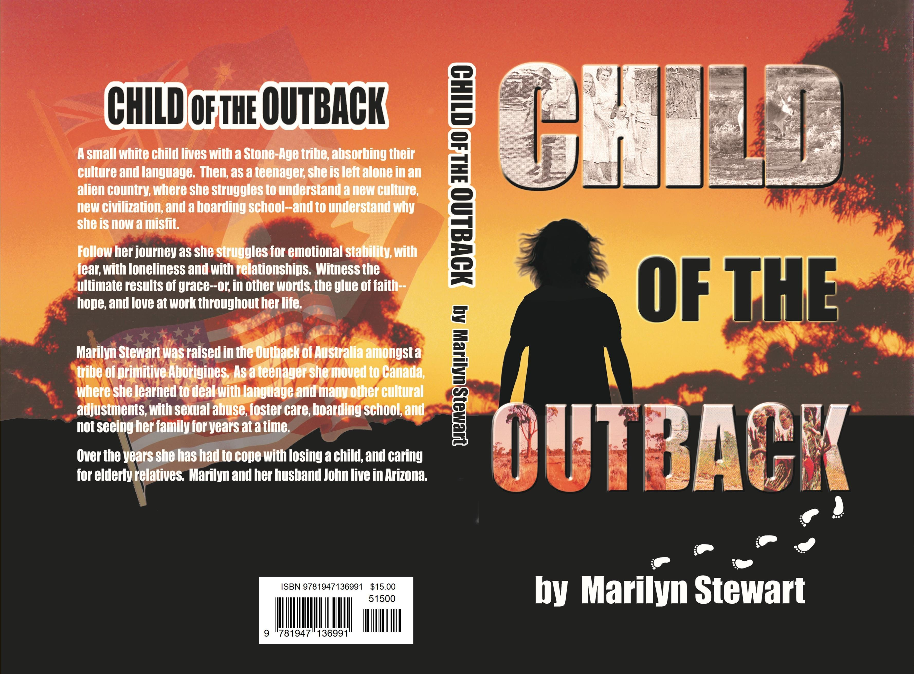 Child of the Outback cover image