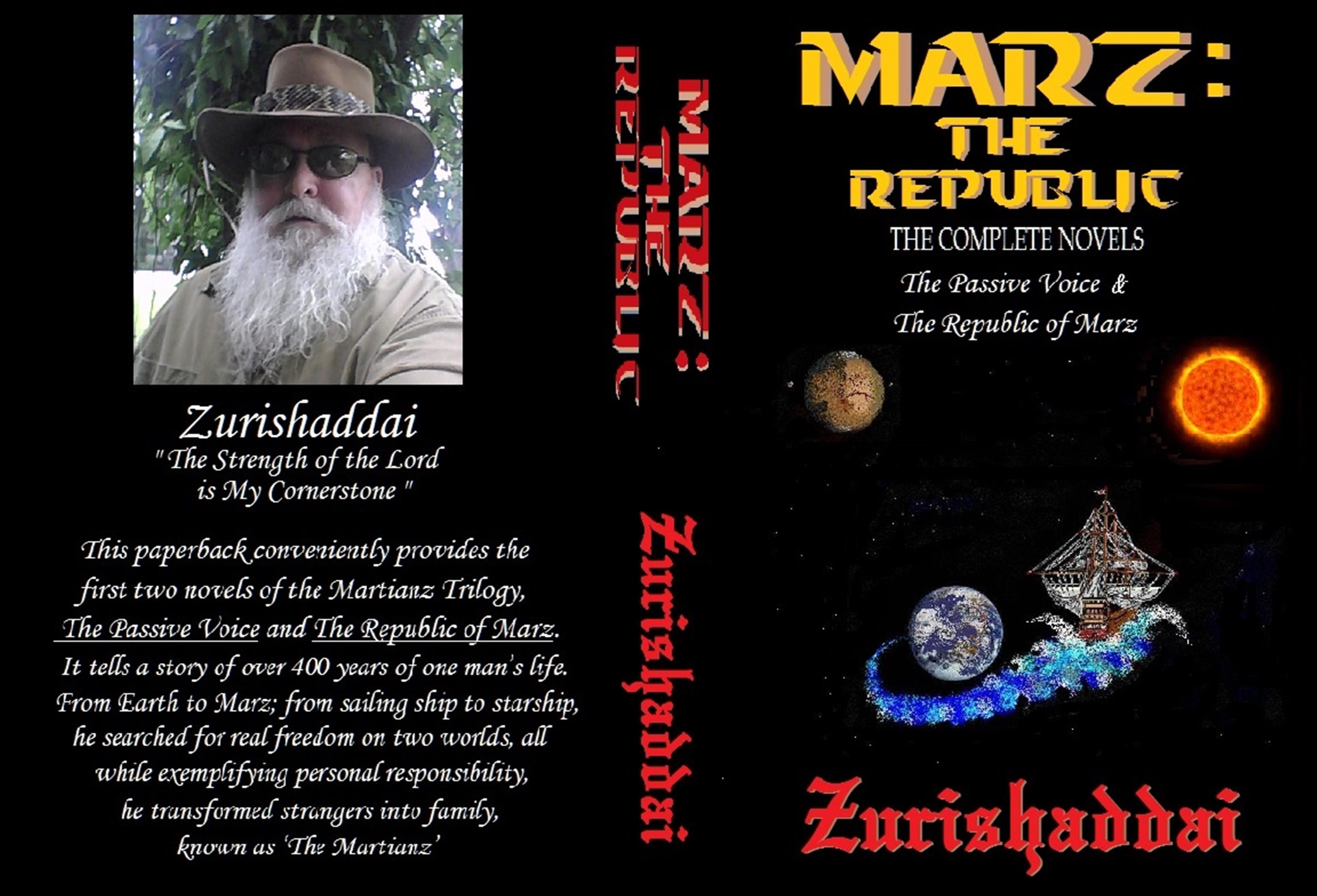 Marz: The Republic cover image