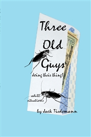 136- Three Old Guys…doing their thing! cover image