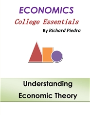 Economics College Essentials by Richard Piedra cover image