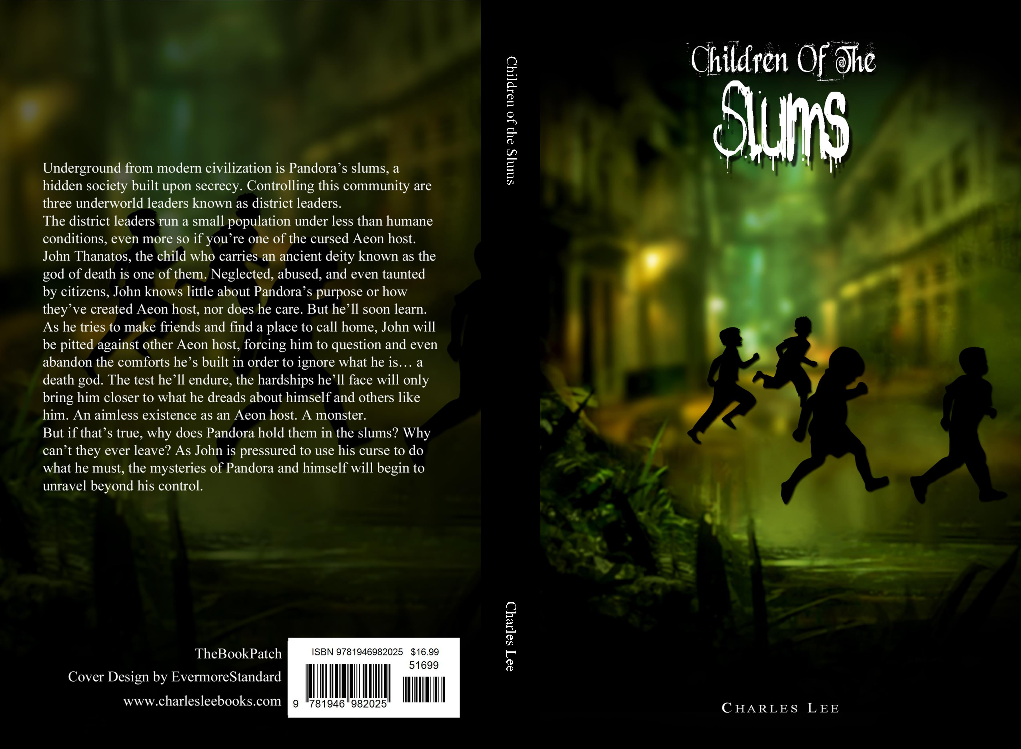 Children of the Slums cover image