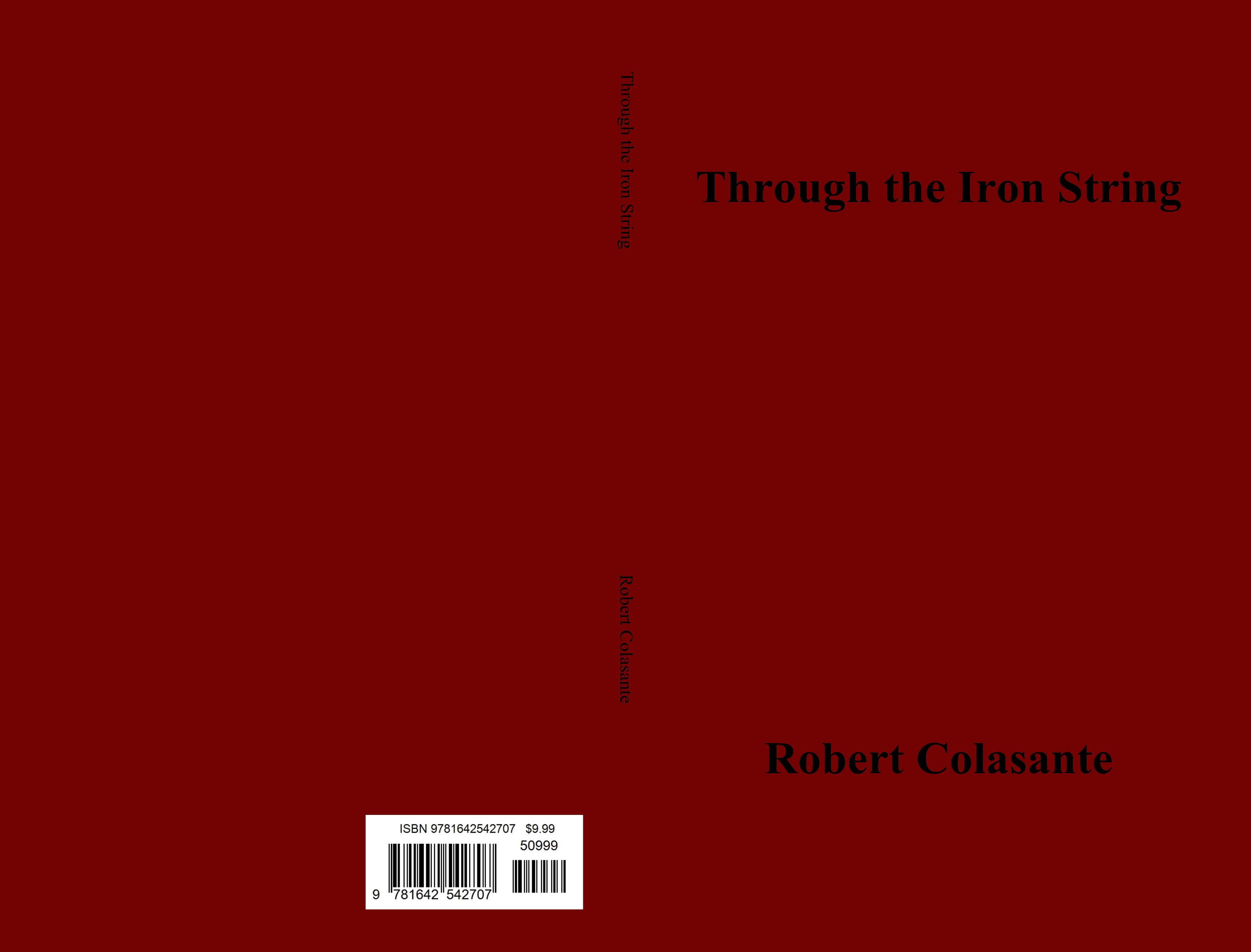 Through the Iron String cover image