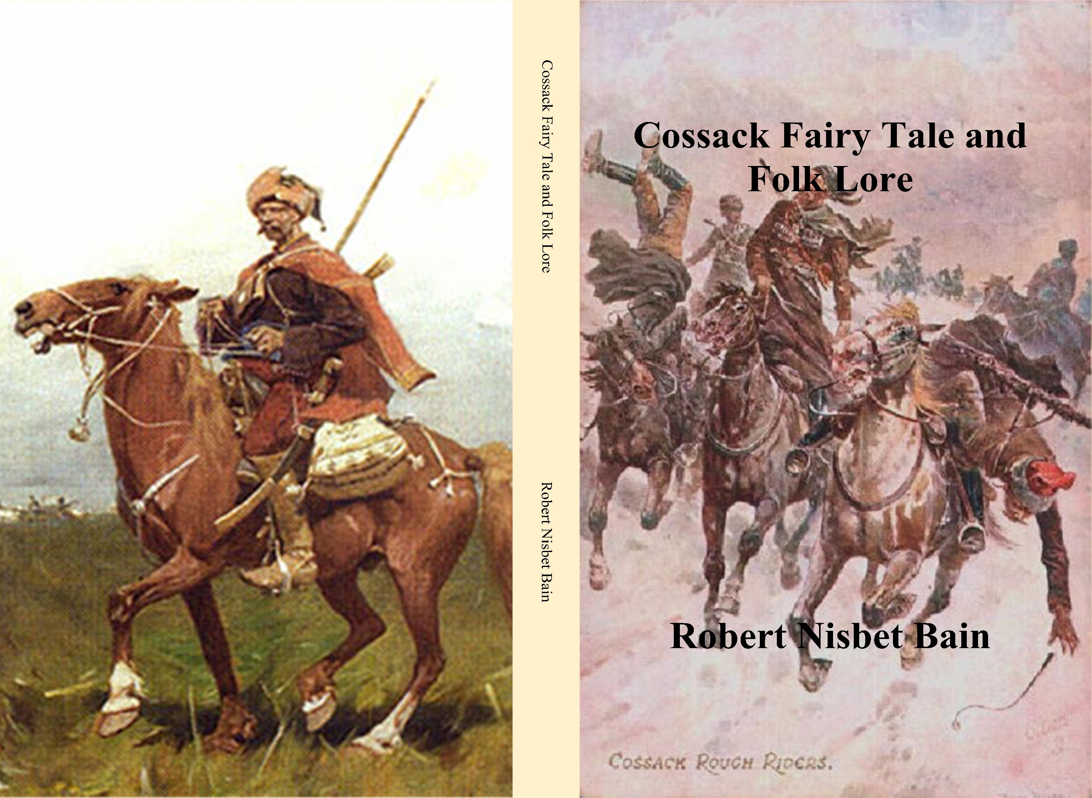 Cossack Fairy Tale and Folk Lore cover image