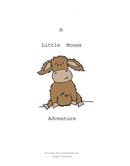 A Little Moose Adventure cover image