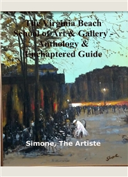 The Virginia Beach School of Art & Gallery - Anthology & Unchaptered Guide cover image