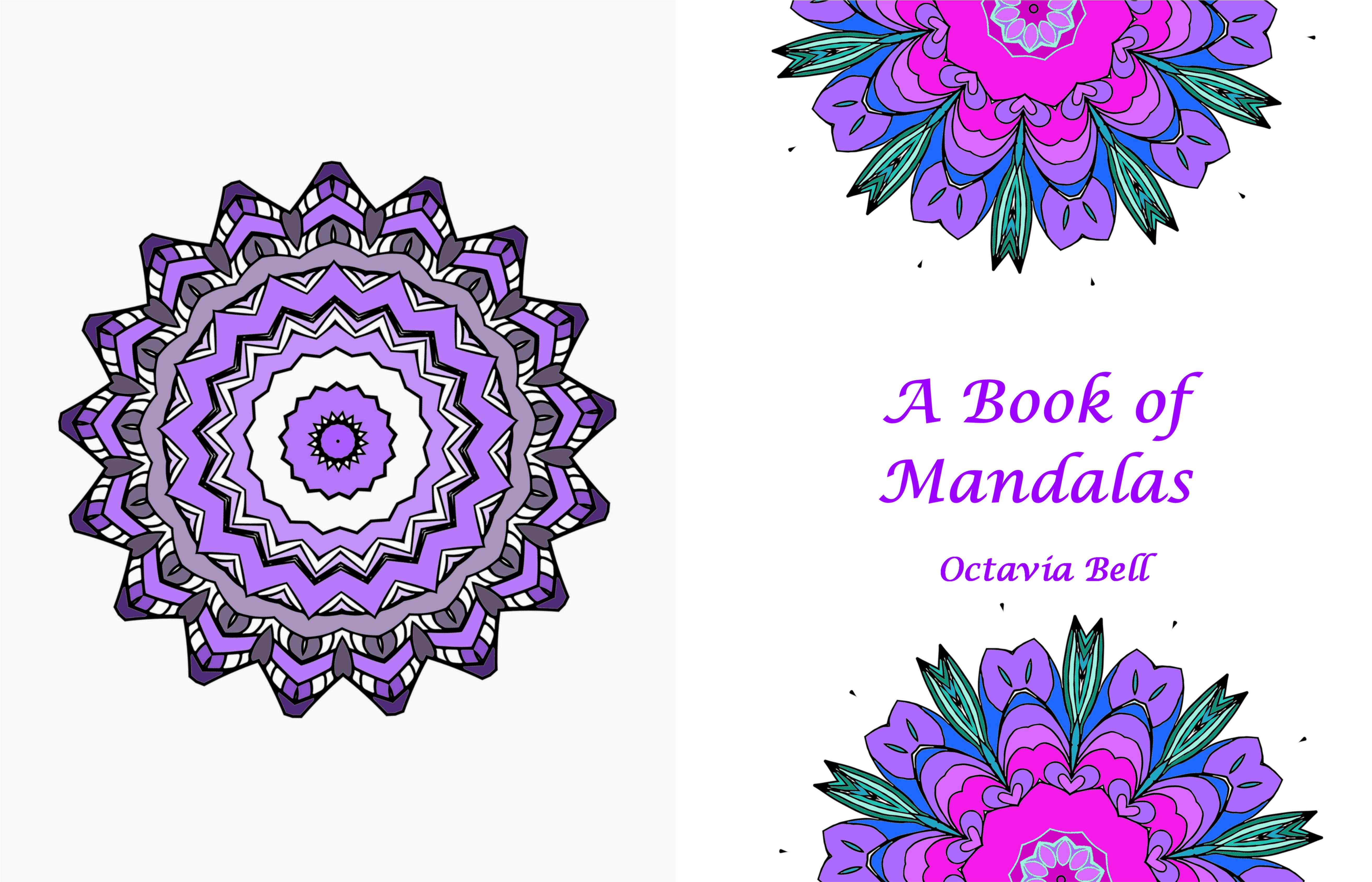 A Book Of Mandalas cover image