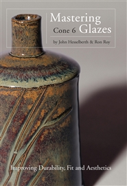 Mastering Cone 6 Glazes cover image