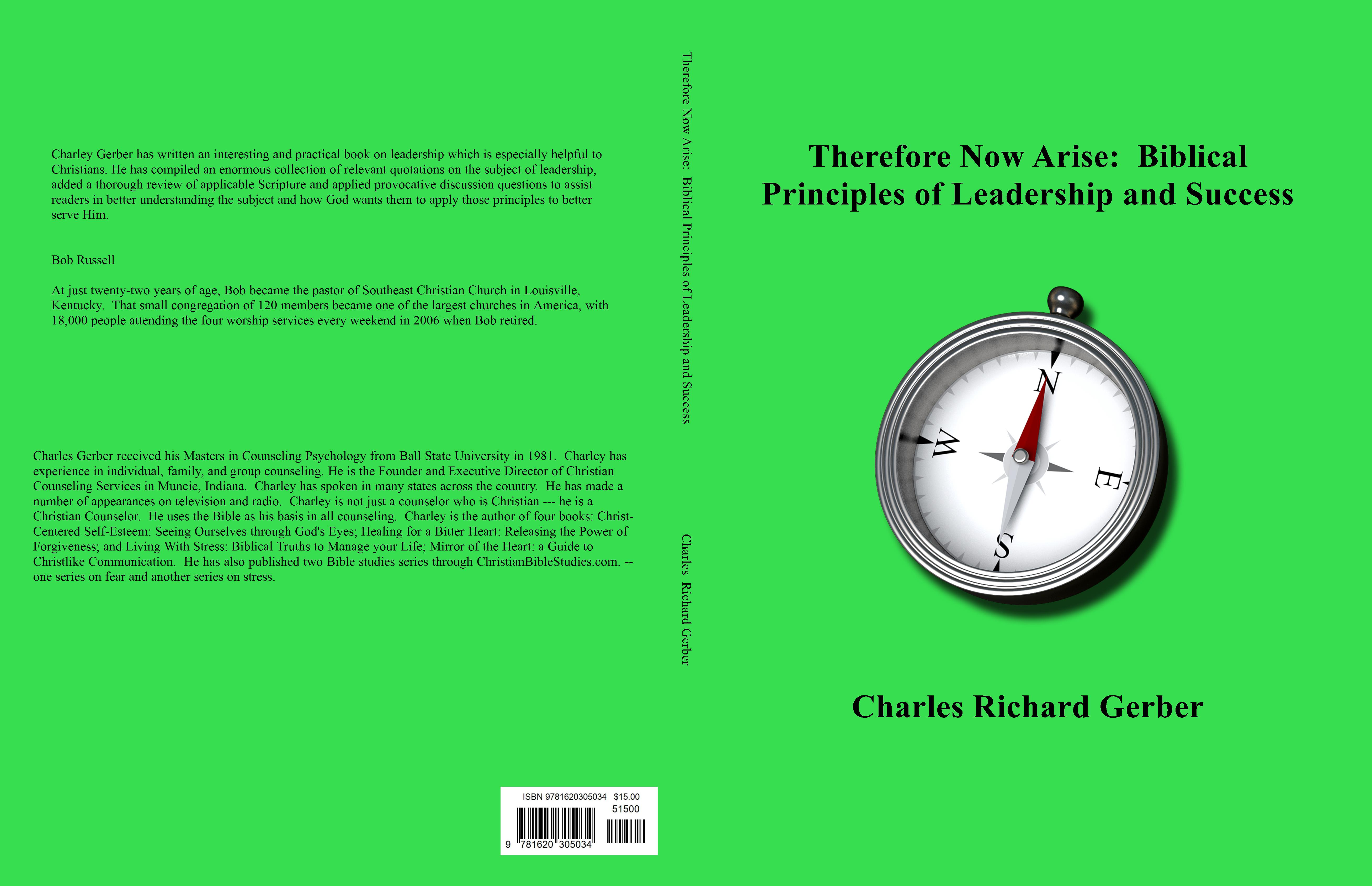 Therefore Now Arise: Biblical Principles of Leadership and Success cover image