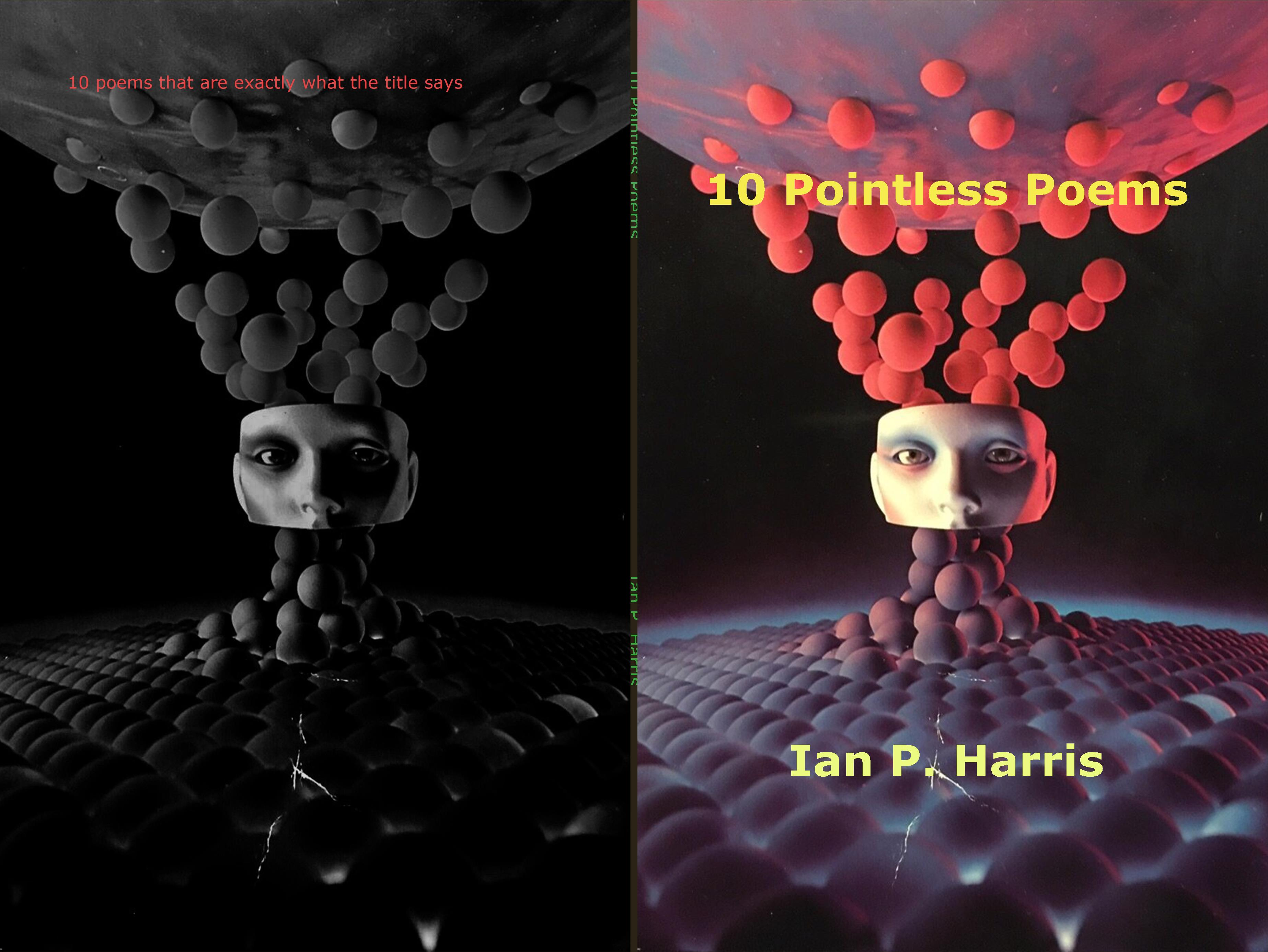10 Pointless Poems cover image
