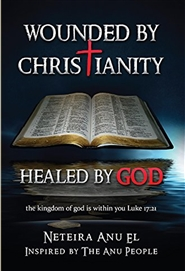 WOUNDED BY CHRISTIANITY cover image