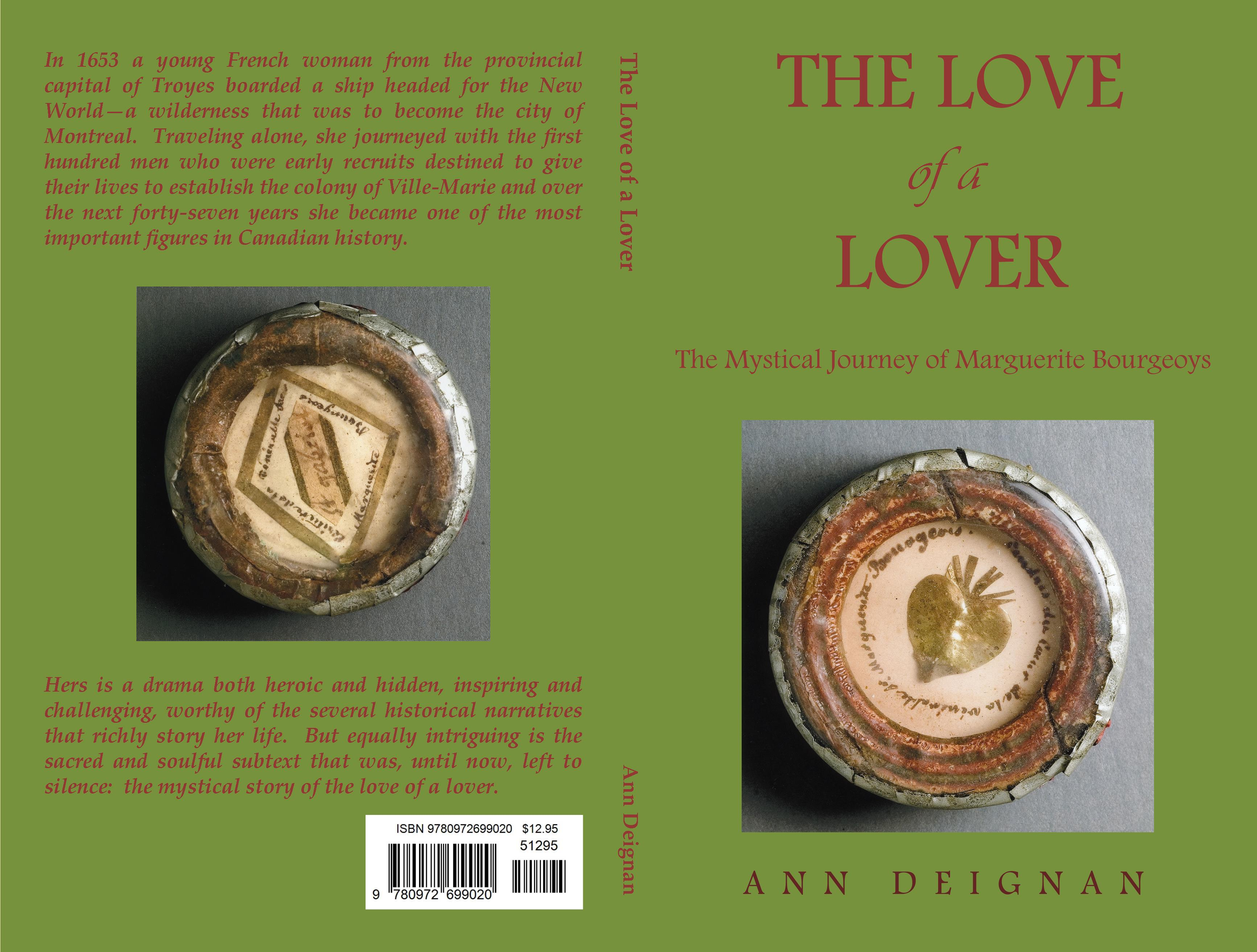 The Love of a Lover cover image