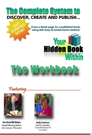 Your Hidden Book Within - Workbook cover image