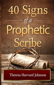 40 Signs of a Prophetic Scribe cover image