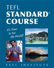 TEFL Standard Course Book cover image