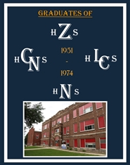 Graduates of ZHS-NESCO 1951-1974 cover image